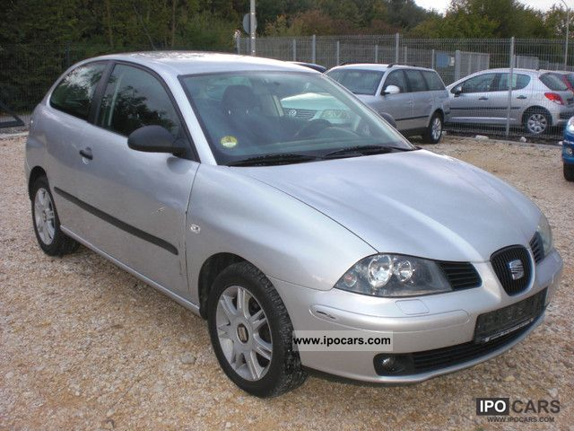 2003 seat ibiza 1 9 tdi sport car photo and specs. Black Bedroom Furniture Sets. Home Design Ideas