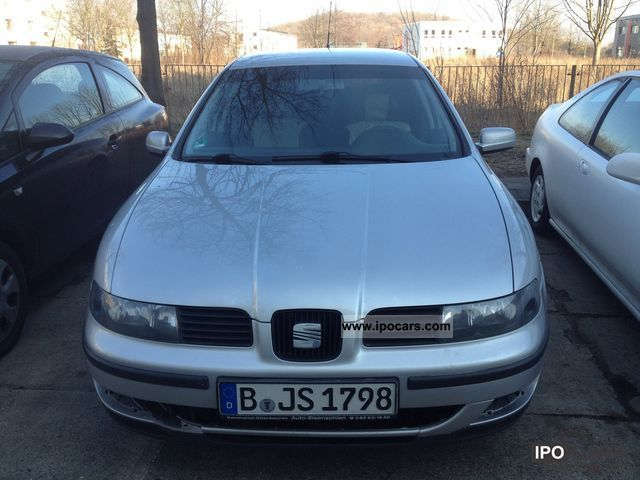 Seat  Stella Leon 1.6 2000 Liquefied Petroleum Gas Cars (LPG, GPL, propane) photo