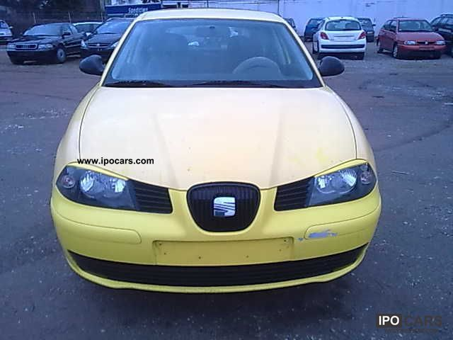2003 Seat  1.2, Schek magazine, New Tüv Small Car Used vehicle photo