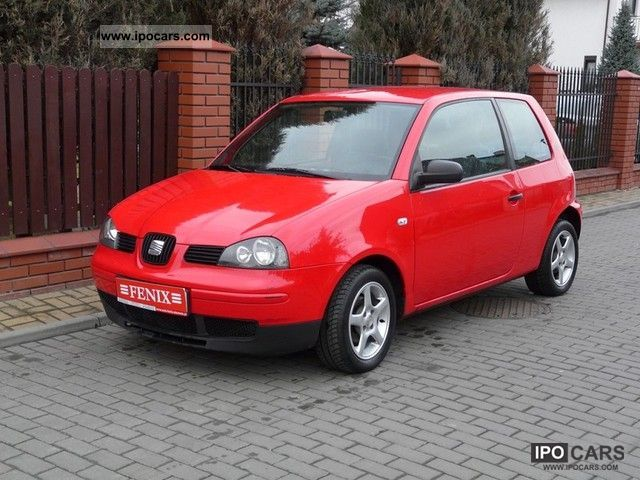 2003 seat arosa car photo and specs. Black Bedroom Furniture Sets. Home Design Ideas