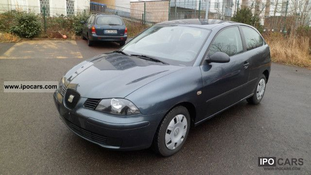 2004 seat ibiza 1 9 sdi fresh car photo and specs. Black Bedroom Furniture Sets. Home Design Ideas