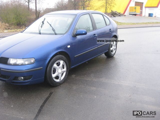 2003 seat leon 1 9 tdi car photo and specs. Black Bedroom Furniture Sets. Home Design Ideas