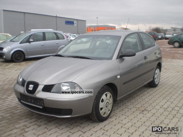 2003 seat ibiza 1 2 12v fresh car photo and specs. Black Bedroom Furniture Sets. Home Design Ideas