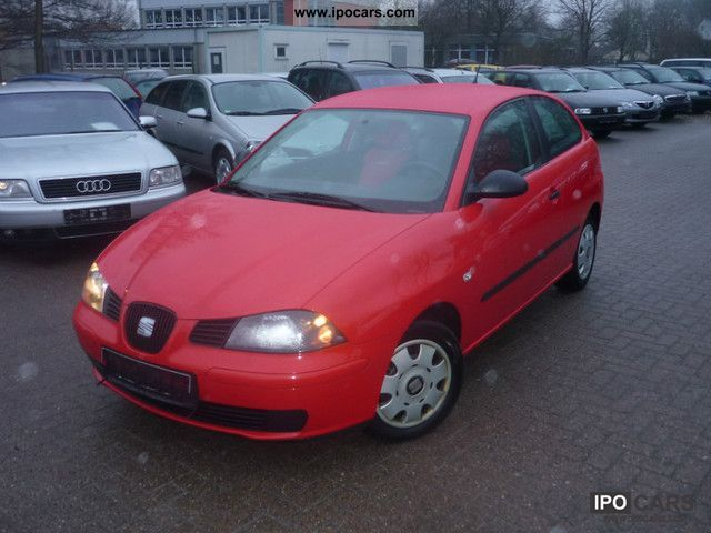 2003 seat ibiza 1 9 sdi car photo and specs. Black Bedroom Furniture Sets. Home Design Ideas