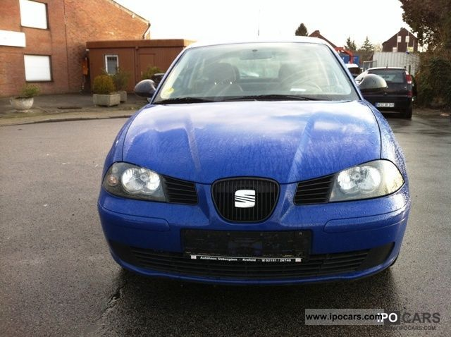 2004 seat ibiza 1 9 sdi car photo and specs. Black Bedroom Furniture Sets. Home Design Ideas
