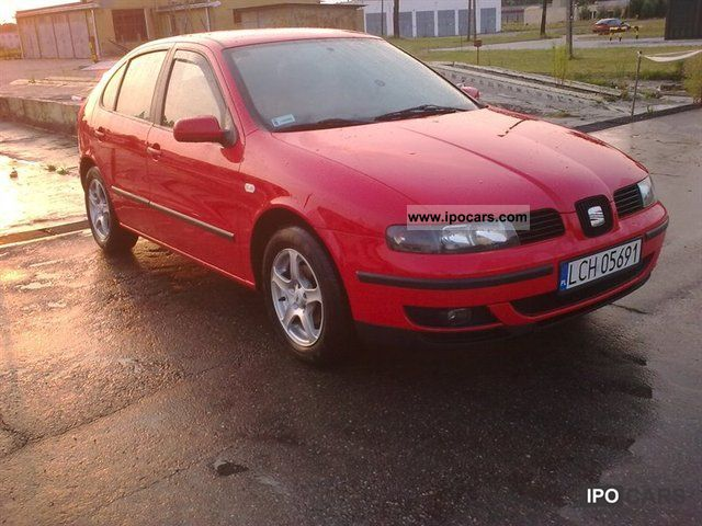 Seat  Leon 2000 Liquefied Petroleum Gas Cars (LPG, GPL, propane) photo