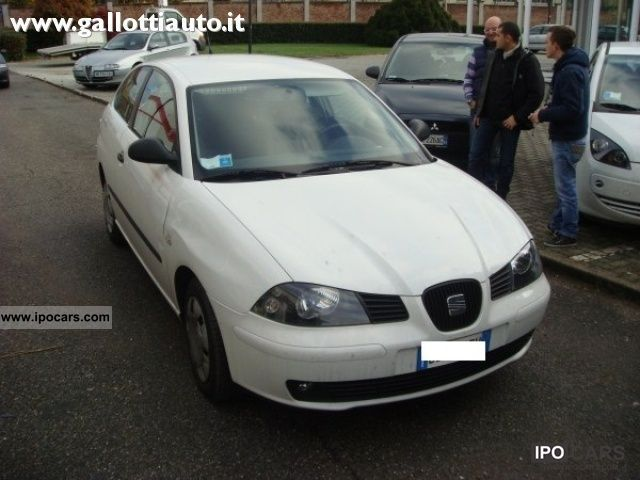 2006 Seat  Ibiza 1.4 TDI 69CV 3p. VAN Other Used vehicle photo