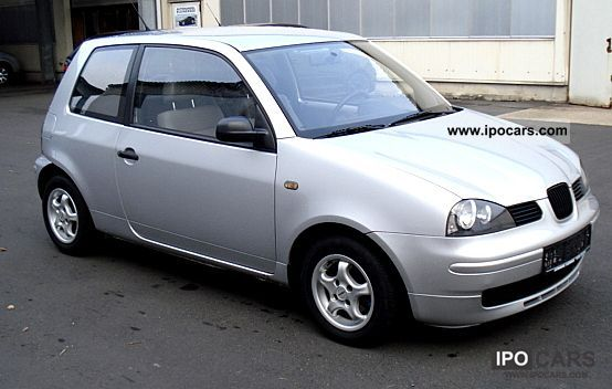2001 seat arosa sporty alus t v new car photo and specs. Black Bedroom Furniture Sets. Home Design Ideas