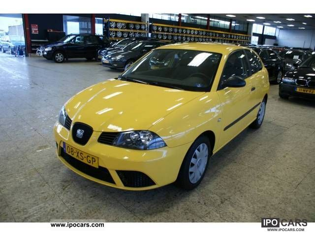 2007 seat ibiza 1 2 reference 51kw car photo and specs. Black Bedroom Furniture Sets. Home Design Ideas