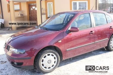 2000 seat toledo disel km 110 car photo and specs. Black Bedroom Furniture Sets. Home Design Ideas