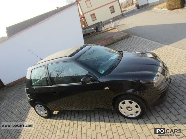 2003 Seat  1.0 Stella el.Panoramadach Convertible Feeling TUV NEW Small Car Used vehicle photo