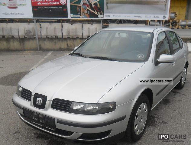 2003 seat toledo 1 9 tdi euro 3 car photo and specs. Black Bedroom Furniture Sets. Home Design Ideas
