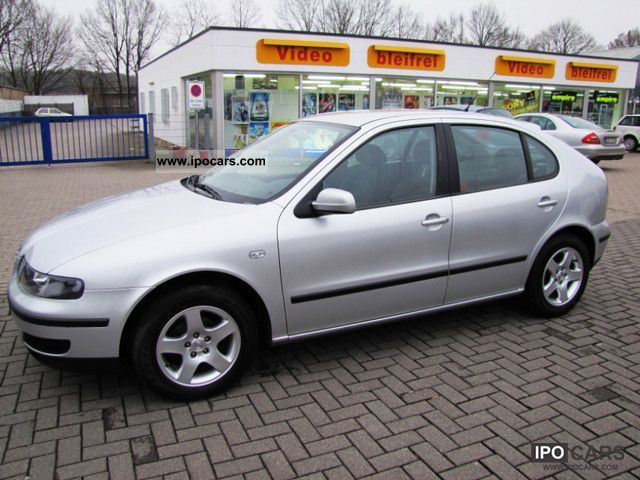 2003 seat leon 1 4 16v actuator with air car photo and specs. Black Bedroom Furniture Sets. Home Design Ideas