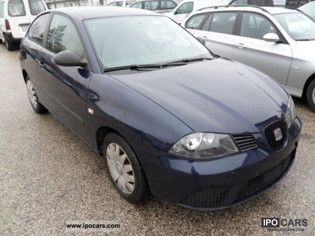 2007 seat ibiza 1 4 tdi truck registration car photo and specs. Black Bedroom Furniture Sets. Home Design Ideas