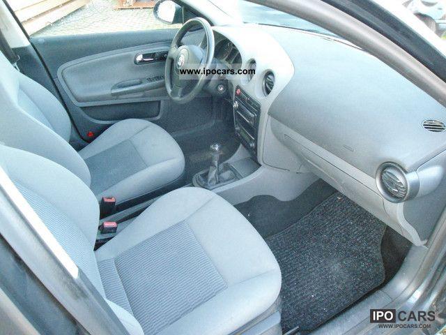 Célèbre 2004 Seat Ibiza 1.4 TDI Signo - Car Photo and Specs OA37