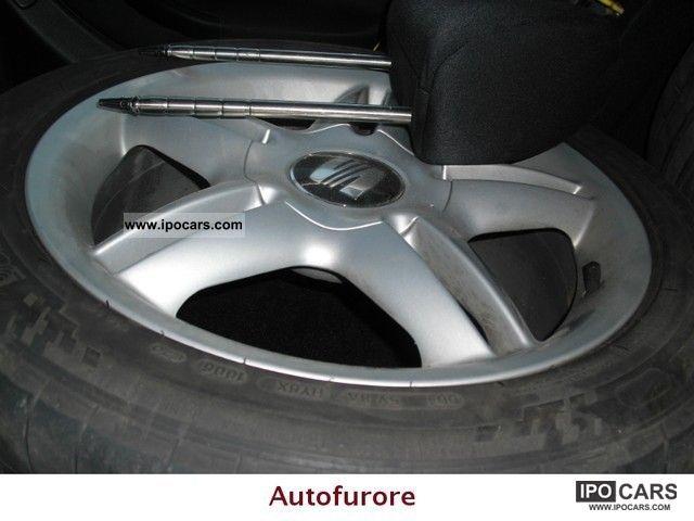 2004 seat leon 1 9 tdi sport top car photo and specs. Black Bedroom Furniture Sets. Home Design Ideas