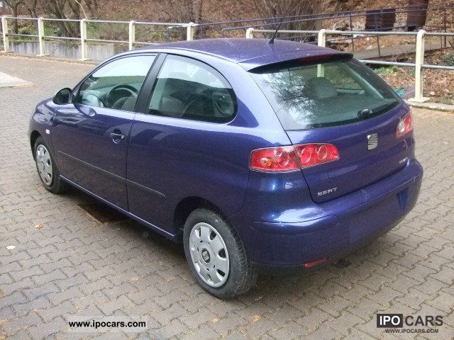 2004 seat ibiza 1 4 16v car photo and specs. Black Bedroom Furniture Sets. Home Design Ideas