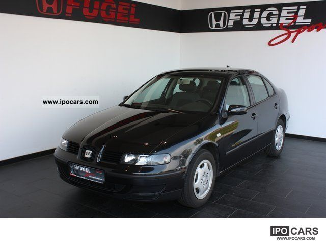 2003 seat toledo 1 9 tdi stella car photo and specs. Black Bedroom Furniture Sets. Home Design Ideas
