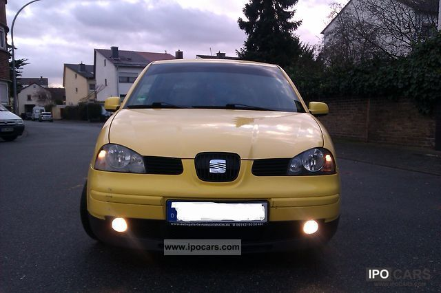 2001 Seat  1.4 MPI / SPORTS / LEATHER EQUIPMENT / VERY GOOD CONDITION Small Car Used vehicle photo