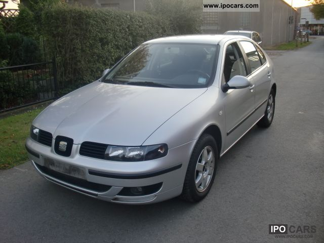 2003 seat leon 1 4 16v stella car photo and specs. Black Bedroom Furniture Sets. Home Design Ideas