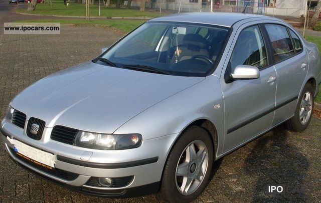 2002 Seat Toledo 1 8 20v Signo Car Photo And Specs