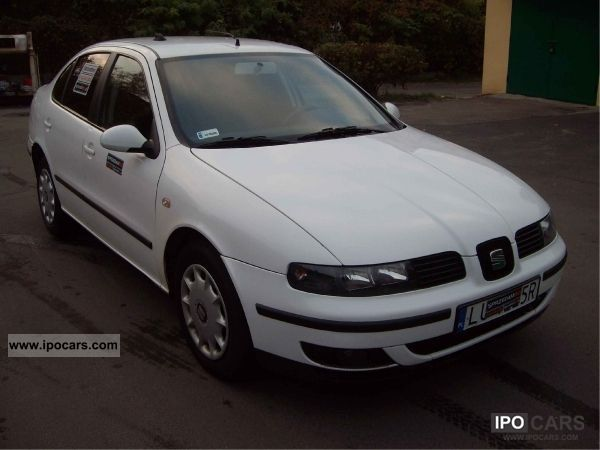 2004 seat toledo 1 9 tdi sprzedamgo car photo and specs. Black Bedroom Furniture Sets. Home Design Ideas