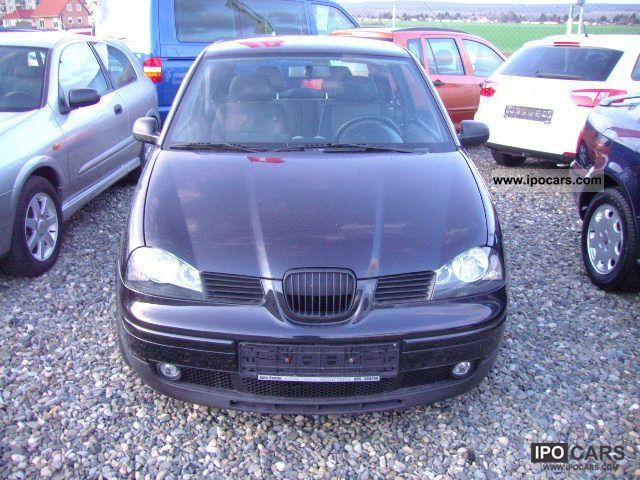 2005 seat arosa 1 0 air car photo and specs. Black Bedroom Furniture Sets. Home Design Ideas