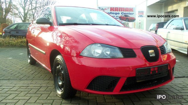 2007 seat ibiza 1 2 12v reference car photo and specs. Black Bedroom Furniture Sets. Home Design Ideas