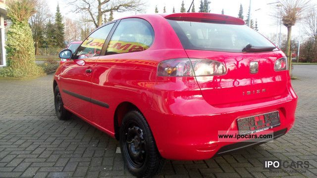 2007 seat ibiza 1 2 12v related infomation specifications weili automotive network. Black Bedroom Furniture Sets. Home Design Ideas