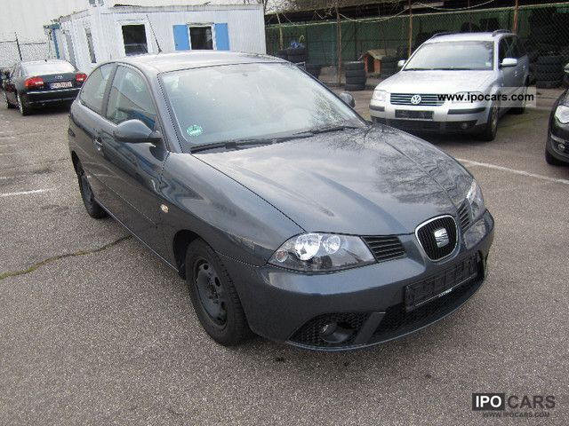 2007 seat ibiza 1 4 tdi comfort edition car photo and specs. Black Bedroom Furniture Sets. Home Design Ideas
