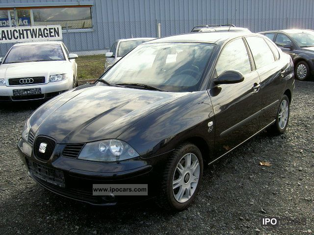 2003 Seat  1,9 TDI / 6 speed / Klimaaut. / Aluminum / EURO 3 Small Car Used vehicle photo