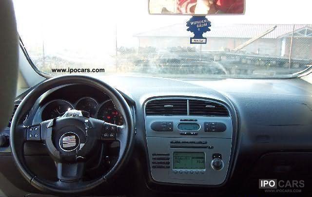 2005 seat toledo 2 0 petrol car photo and specs. Black Bedroom Furniture Sets. Home Design Ideas