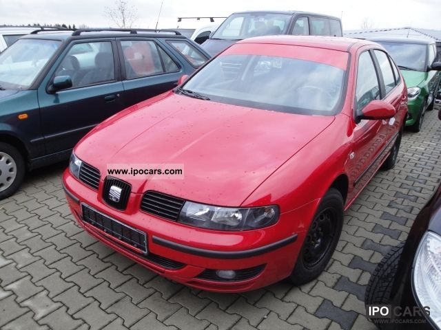 2005 seat leon 1 6 genio climate and more car photo and specs. Black Bedroom Furniture Sets. Home Design Ideas