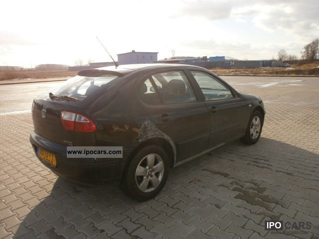 2005 seat leon 1 9 tdi car photo and specs. Black Bedroom Furniture Sets. Home Design Ideas
