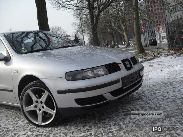 2004 seat leon 1 9 tdi magma car photo and specs. Black Bedroom Furniture Sets. Home Design Ideas