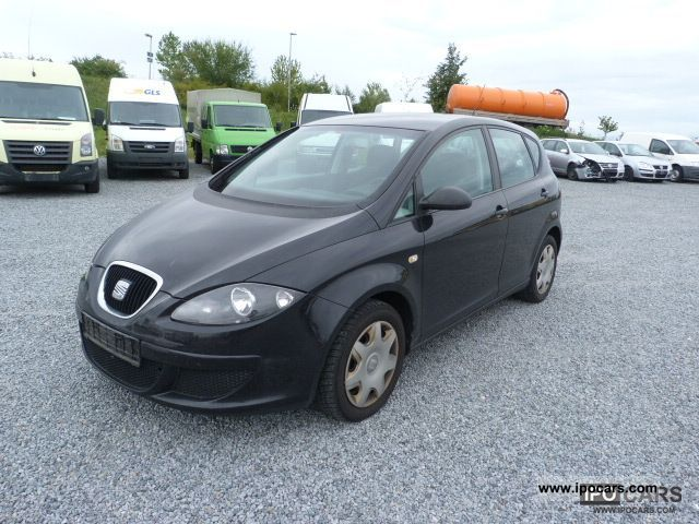 2007 Seat  Altea 1.6 Reference € 4 Air-conditioning Van / Minibus Used vehicle photo