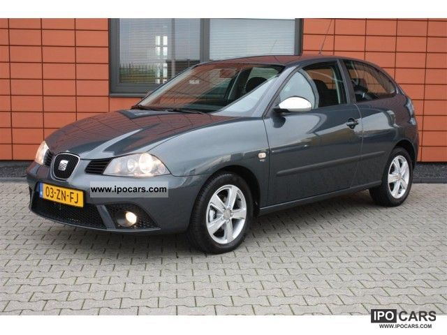 2008 seat ibiza 1 9 tdi 101pk 3drs freestyle car photo and specs. Black Bedroom Furniture Sets. Home Design Ideas