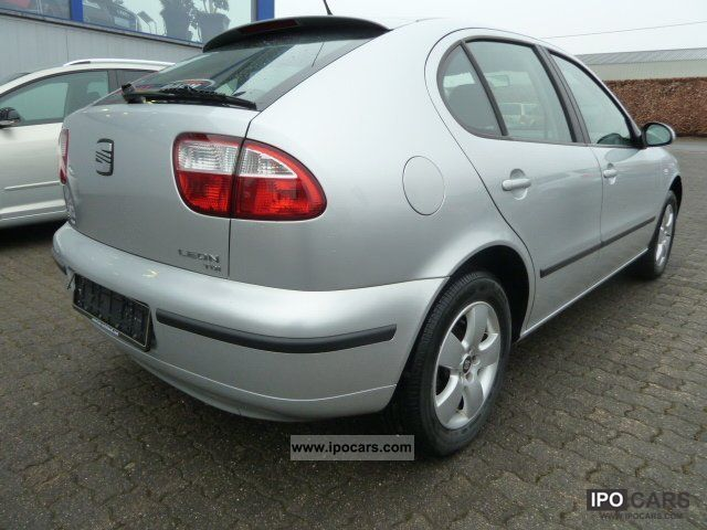 2004 seat leon 1 9 tdi 90 hp car photo and specs. Black Bedroom Furniture Sets. Home Design Ideas
