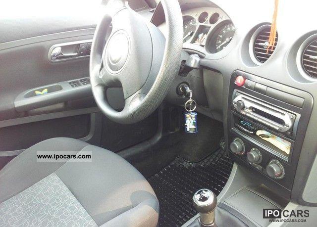2008 Seat Cordoba 1 4 16v Freshplus Car Photo And Specs