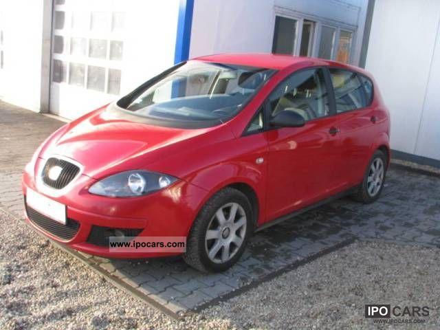 2004 Seat  Altea 1.6 MPI AIR --------- ------- Small Car Used vehicle photo