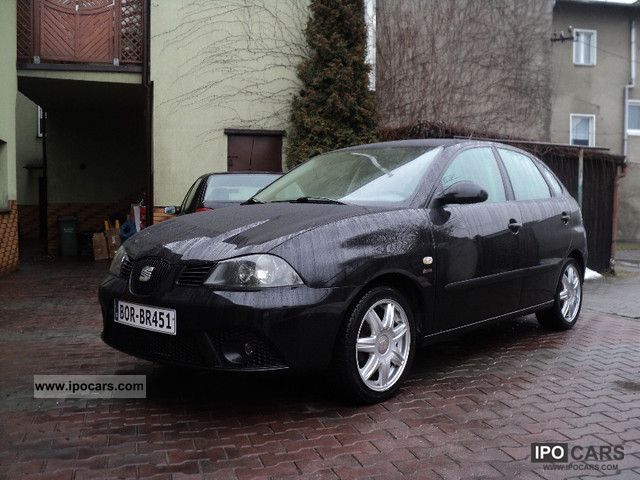 Seat  1.4 16V SPORT! GAZ SEKWENCJA! 2006 Liquefied Petroleum Gas Cars (LPG, GPL, propane) photo