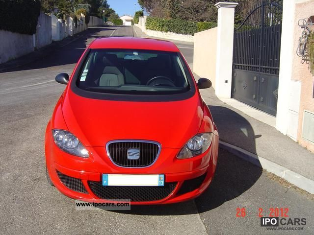 2005 Seat  Altea 1.9 TDI 105 REFERENCE Van / Minibus Used vehicle photo