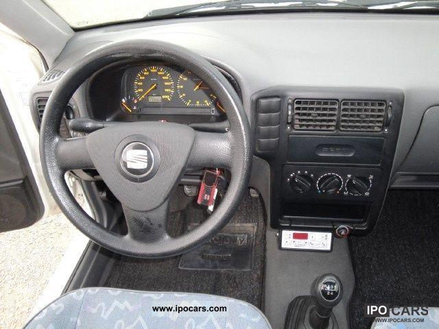 2000 seat inca van isotermico con frigo car photo and specs for Interieur ibiza 2000