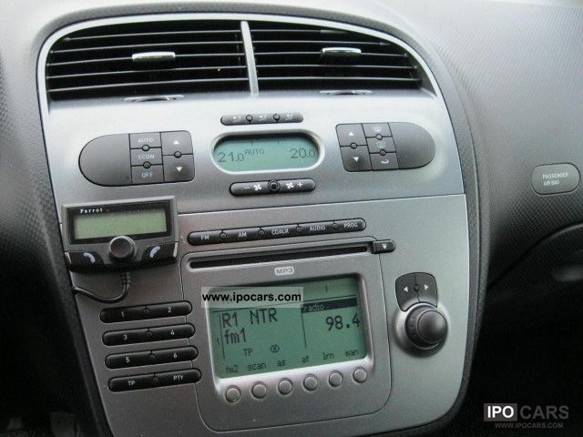 2008 seat altea 1 9 tdi stylance 105 pk climate bj 2008 car photo and specs. Black Bedroom Furniture Sets. Home Design Ideas