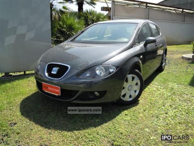 2006 seat leon 1 9 tdi reference car photo and specs. Black Bedroom Furniture Sets. Home Design Ideas
