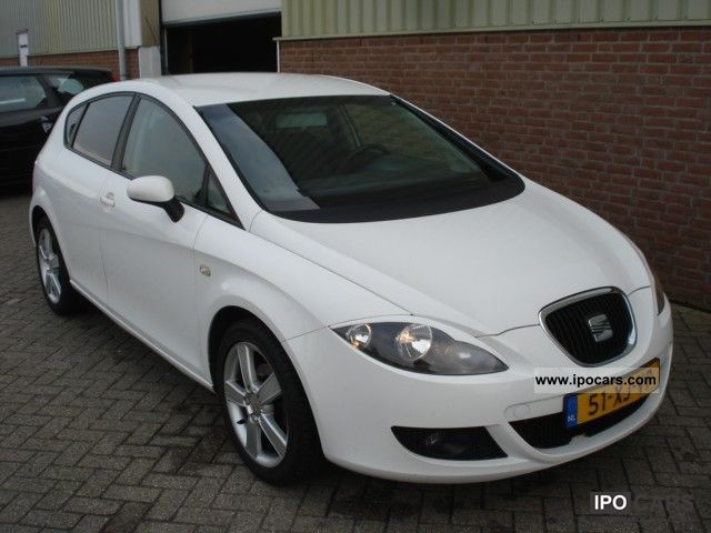2007 seat leon 1 6 5drs stylance car photo and specs. Black Bedroom Furniture Sets. Home Design Ideas