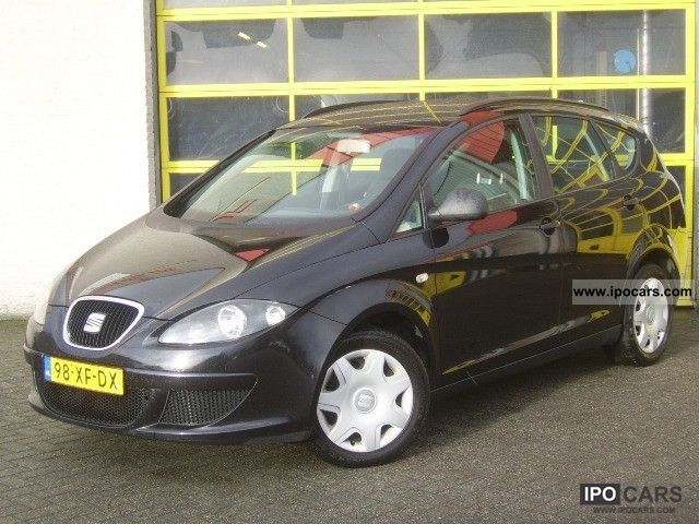 2007 Seat  Altea Station Wagon 1.9 TDI 105pk Reference bj 20 Estate Car Used vehicle photo