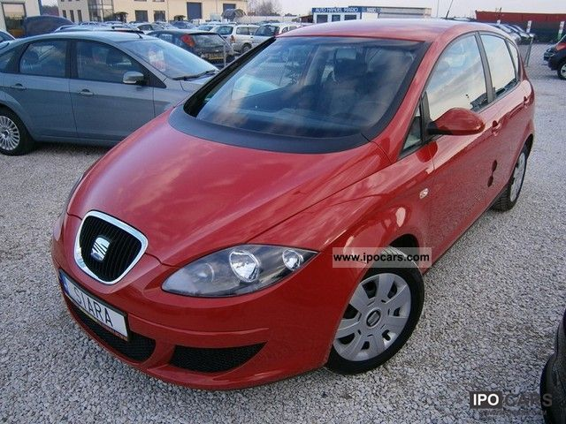 2004 Seat  Altea 1.6 102km z Niemiec, OPŁACONY! Other Used vehicle photo