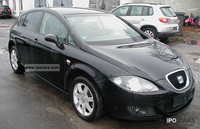 2007 seat leon 2 0 tdi stylance car photo and specs. Black Bedroom Furniture Sets. Home Design Ideas