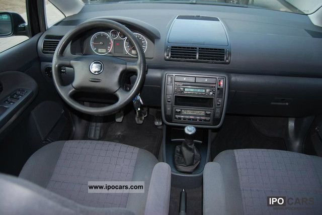 2005 Seat Alhambra Car Photo And Specs
